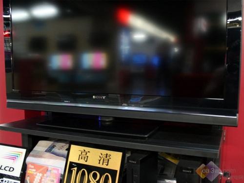 上市首开促 索尼KDL-40W5500液晶破万