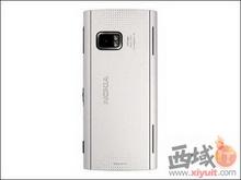 S60娱乐新旗舰 诺基亚靓丽X6惊艳到货