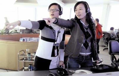 女人做空管有优势能给飞行员提神-搜狐旅游柏強