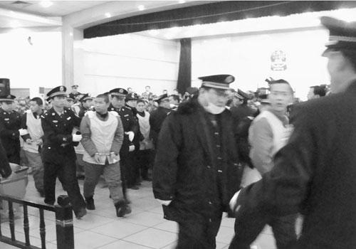 河北怀来黑老大李永林获刑20年 涉及14项罪名图片