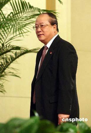 国家质检总局原局长李长江。(资料图片)中新社供图