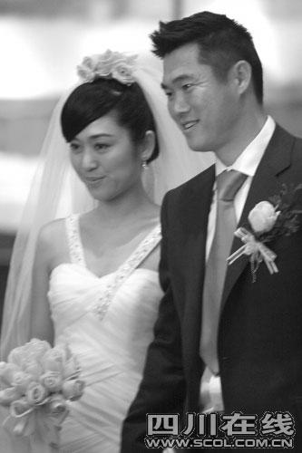 宿茂臻和老婆邴敏