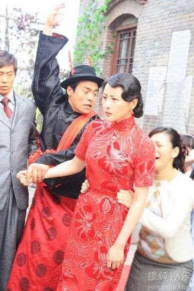 王雅捷《男儿本色》遭抢婚