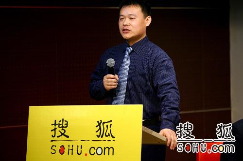 北京市亿嘉律师事务所律师吕国华(搜狐-李志岩/摄)