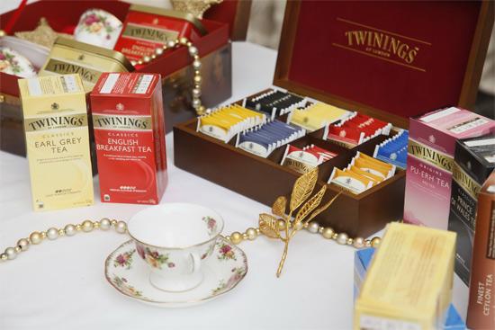 心赏英伦皇室下午茶 由身心开启的慢活主义图片