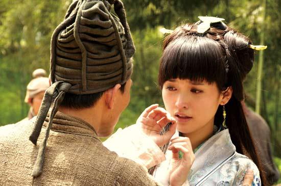 《神话》开播 看易小川如何与项羽刘邦结为兄弟