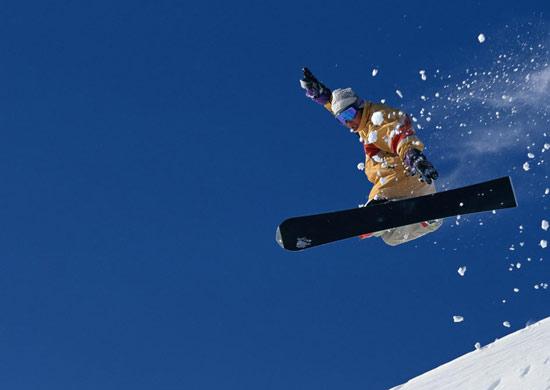 线路1:到东北去滑雪