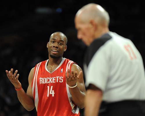 时间1月6日,NBA常规赛火箭VS湖人,图为比赛精彩瞬间.-火箭VS图片
