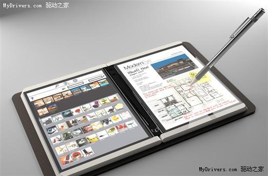 携手惠普 鲍尔默明日发布首款双屏Booklet产品Courier
