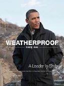 奥巴马登长城照片成广告 白宫称商家未获授权