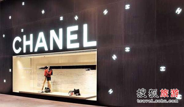 Chanel新光天地店