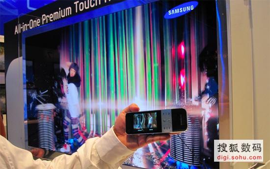 CES 2010视频:三星9000系列超轻薄LED液晶