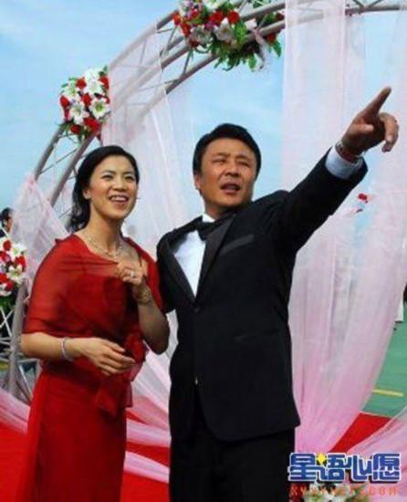 王楠的老公_王楠的丈夫郭斌是地产大亨