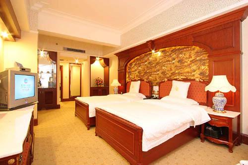 桂景大酒店客房