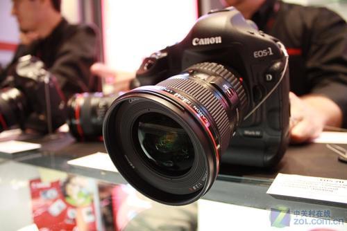 CES2010:影像大厂佳能公司展台掠影