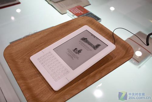 CES2010:木盘托出iriver story电子书