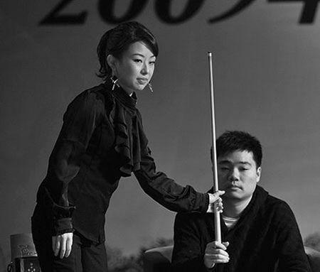 潘晓婷:小晖的目标是世界第一,我的也是
