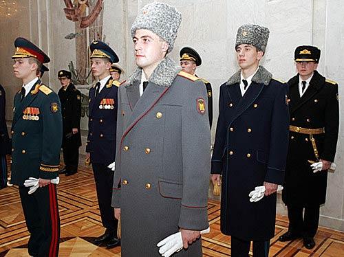 俄罗斯警察