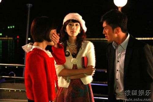 郑文燕在剧中流了很多泪
