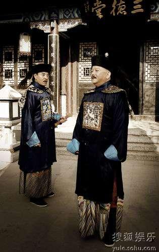 王刚刘威无悔交锋