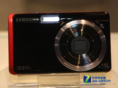 首款前置屏幕相机 三星ST550/ST500发布
