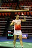 图文:韩国赛正赛首轮战况 日美女准备发球