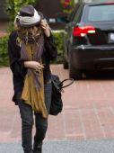 巴拿马帽PK冷帽之玛丽-凯特-奥尔森