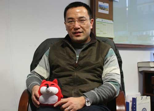 北京大学法学院教授、法学院副院长沈岿