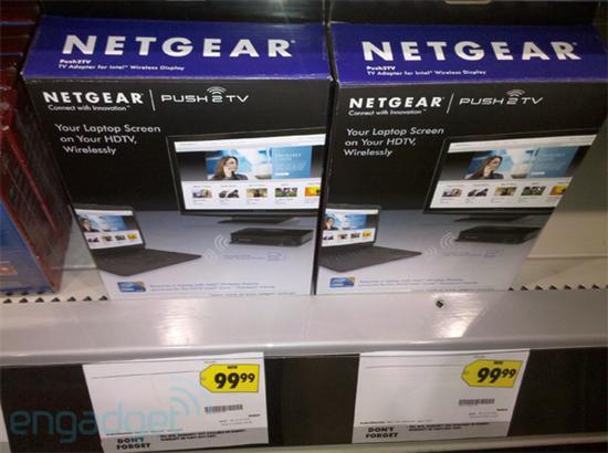 Intel WiDi无线高清笔记本提前上市