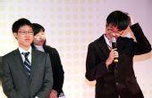 图文:BC卡杯抽签仪式 罗玄与井山裕太发表感言