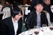 图文:第二届BC卡杯开赛酒会 韩国二李表情迥异