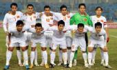 图文:[亚预赛]国足VS越南 越南首发11人