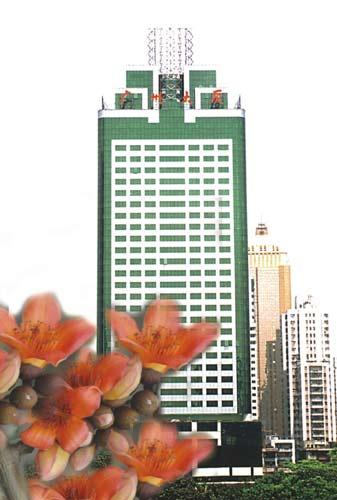 中国饭店金星奖:广州大厦