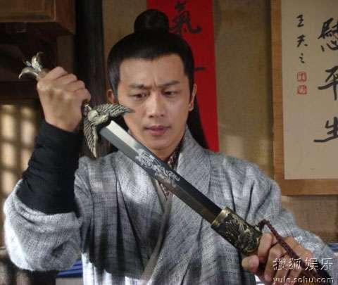 《南岳奇人》陈昭荣愤恨拔剑