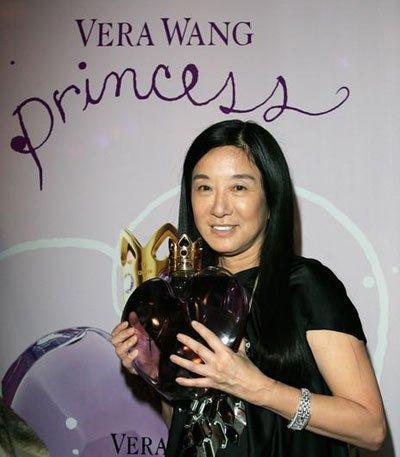 东方缪斯 婚纱女王vera wang高清图片