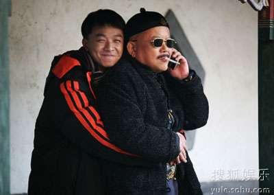 邹俊百王刚戏里戏外父子情深