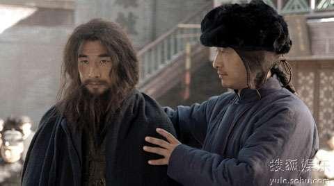 郭晓冬与赵文卓亲似兄弟