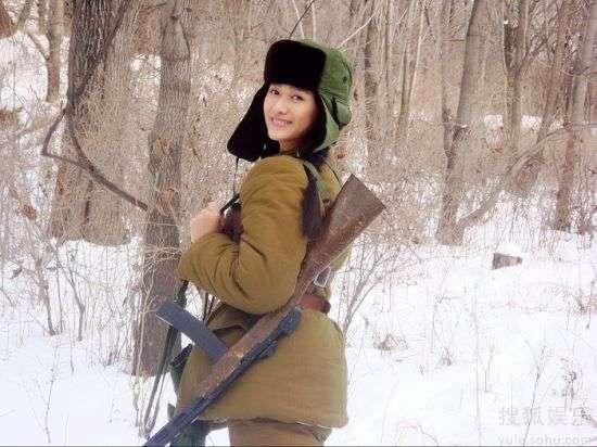 赵卓娜主演《兵团岁月》