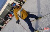 快乐周末  渔阳雪场速度与激情一日游