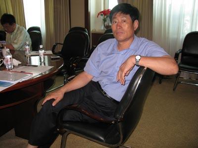 黑龙江省贸促会副会长 李德山