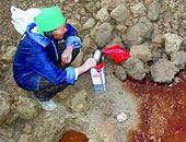 中石油柴油泄漏 黄河遭污染