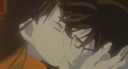 番�_《第十四番目标》中的这个kiss,是两人之间唯一的吻戏