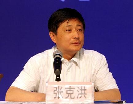 宁夏回族自治区党委宣传部常务副部长、宁夏回族自治区政府新闻办主任:张克洪