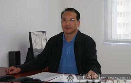 广西壮族自治区党委外宣办主任、广西壮族自治区人民政府新闻办主任 牛献忠