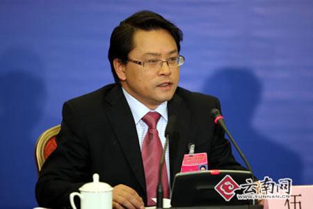 中共云南省委宣传部副部长 伍皓