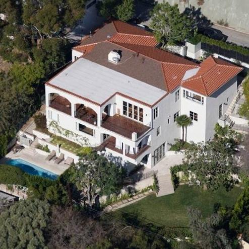梅根和未婚夫在洛杉矶买的新房