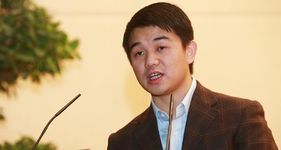 搜狐教育频道主编冯志军先生宣布搜狐《家庭教育精英大讲堂》栏目推出