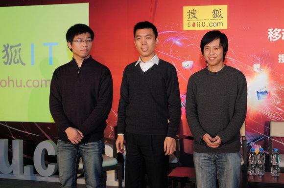 2009年度优秀独立博客获奖者