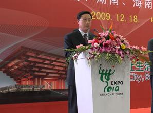浙江省委宣传部副部长、省政府新闻办主任吕建楚