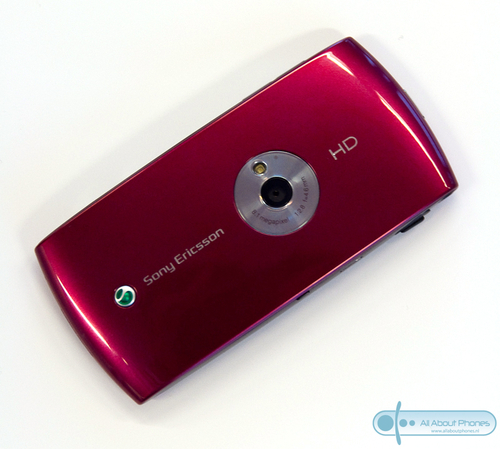 索尼爱立信U5i智能手机-800万像素高清摄像 索尼爱立信U5i图赏